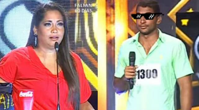 ¡Katia Palma fue troleada por este participante de 'Yo Soy'!