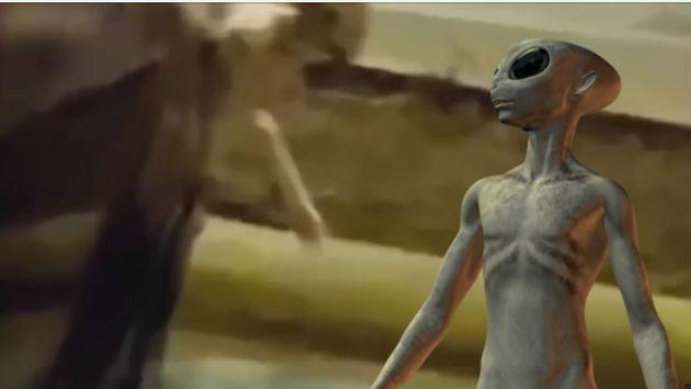 ¿Alien fue grabado en estacionamiento de México? Mira el video