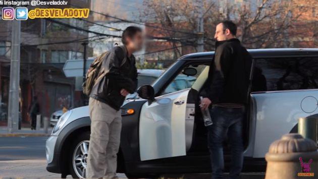 Si un conductor ebrio te pide ayuda, ¿cómo reaccionarías? Mira este video