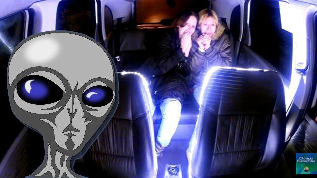 ¿Esta es la broma más cruel sobre aliens? Mira todo el 'chambón' que requirió
