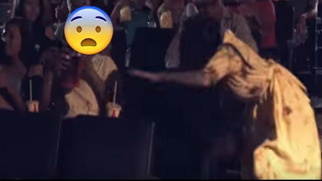 ¡Vacílate con la nueva broma de 'El Aro', esta vez en una sala de cine! [VIDEO]