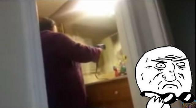 ¿Te divierte la broma de la secadora con talco? Mira lo peligrosa que puede ser