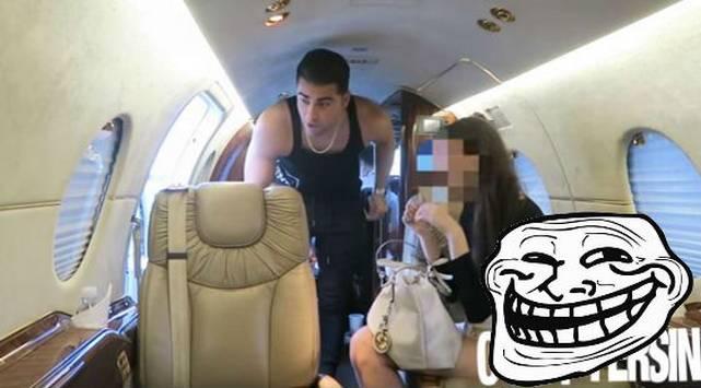 ¡Otra 'cazafortunas'! Choteó a su novio por un desconocido que le mostró su jet, pero...