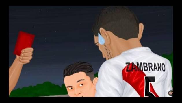 Copa América: Parodia animada la rompe en YouTube