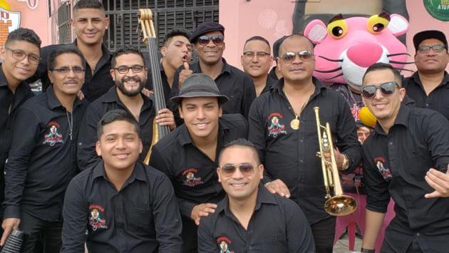 Zaperoko se presentará en aniversario de Huánuco
