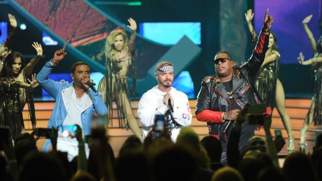 Zion & Lennox comparten este logro con J Balvin