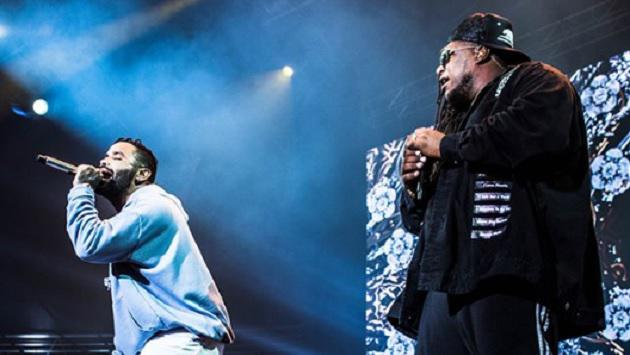 Zion & Lennox deleitaron a sus fanáticos en Chile con espectacular concierto