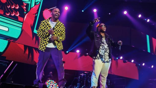 Zion & Lennox iniciaron con sold out el tour 'Eighteen World'