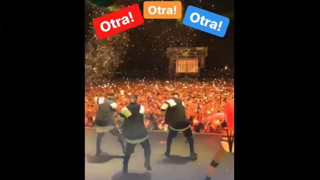 Zion & Lennox se presentó junto a Daddy Yankee en Bolivia [FOTOS Y VIDEO]