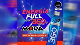 360 Energy Drink y Radio Moda van a las playas de Lima para dar premios y diversión