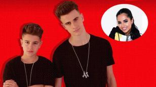 Adexe & Nau compartirá escenario con Becky G en España