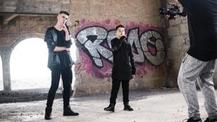 Adexe & Nau mostró adelanto del videoclip 'Nunca llorarás'