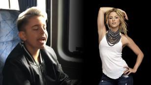 Adexe & Nau y una imitación de Shakira que te sorprenderá [VIDEO]