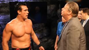 ¿Alberto del Río llegará a Perú como campeón de TNA o desconocerán su título? [VIDEO]