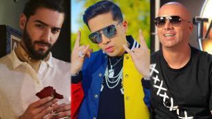 ¡Alisten todo! De La Ghetto, Maluma y Wisin estarán juntos en 'Todo el amor'