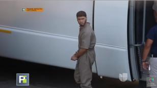 Imágenes exclusivas de Anuel antes de recibir su sentencia [VIDEO]