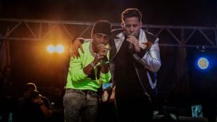 "Arcángel sobre un disco junto a De La Ghetto: ""Tarde o temprano se va a dar"""