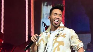 Así celebró Prince Royce su triunfo en los Latin AMAs 2019