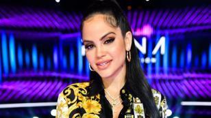 Así fue el estreno de Natti Natasha como jurado del programa 'Reina de la canción'