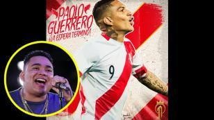 Así reaccionó el vocalista de Josimar y su Yambú al anunciarse el regreso de Paolo Guerrero
