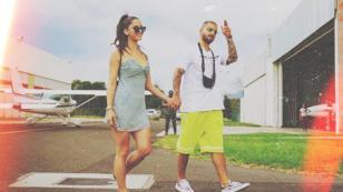Así sorprendió Maluma a su novia por su segundo aniversario