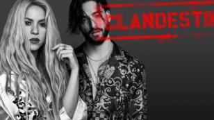 Así suena 'Clandestino', tema que une a Maluma y Shakira una vez más
