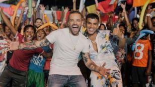 Así suena la nueva colaboración de Nacho y Tito El Bambino en 'La vida es una sola'