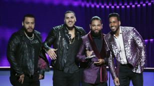 Aventura alcanzó las primeras posiciones en dos listas de Billboard
