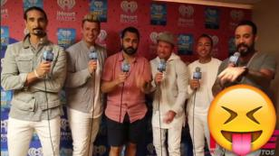 Esto pasa cuando le pides a los Backstreet Boys que canten 'Despacito' [VIDEO]