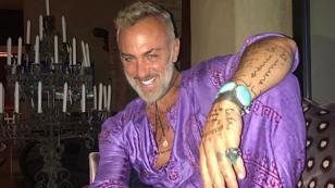 Gianluca Vacchi sorprende al mundo con su excéntrico baile al ritmo de 'Krippy Kush'