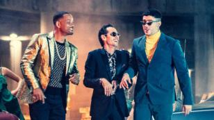 Bad Bunny lanza video y canción junto a Marc Anthony y Will Smith