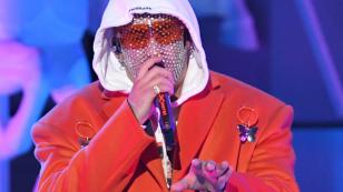 Bad Bunny rompió con los esquemas del género urbano con una histórica presentación en los Latin Grammmys