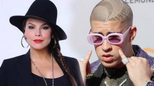 Bad Bunny quiere cantar con Olga Tañón y esto dijo la cantante