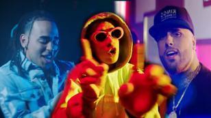 Ya está disponible el remix de 'Te boté' , con Ozuna, Nicky Jam y Bad Bunny