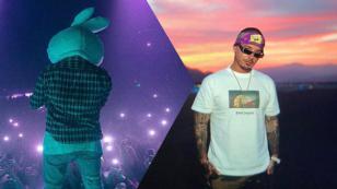 Bad Bunny y J Balvin se adueñaron del escenario de Coachella