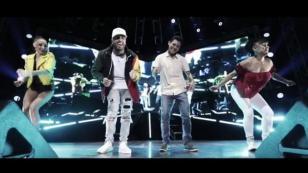 Bad Bunny y Nicky Jam hicieron de las suyas en Guatemala [VIDEO]