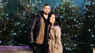 Becky G contó cómo inició su romance con el futbolista Sebastián Lletget