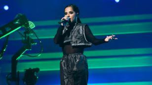 Becky G está agradecida con el apoyo que le han dado a su álbum debut