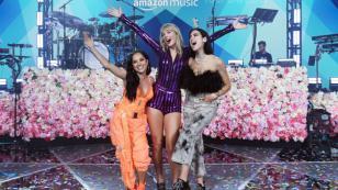 Becky G ofreció concierto junto a Taylor Swift y Dua Lipa