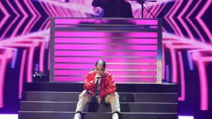 Becky G realizó su primer concierto en el Madison Square Garden