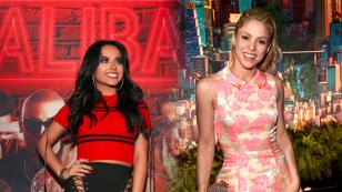 Becky G reemplazará a Shakira en 'Mad Love' junto a David Guetta y Sean Paul