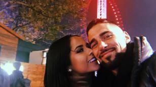 Becky G tuvo romántico viaje junto a su novio a Francia