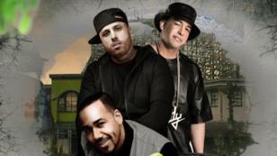 ¡'Bella y Sensual' es tendencia en YouTube! Romeo Santos, Daddy Yankee y Nicky Jam la siguen rompiendo