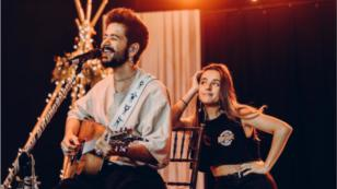 Camilo Echeverry y Evaluna Montaner cantan 'Tutu' juntos