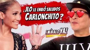 ¿Jennifer Lopez saludó por su cumpleaños a Carloncho? [VIDEO]