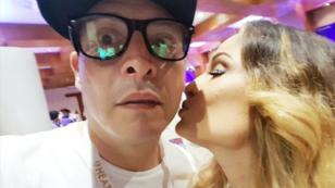 ¡Carloncho no aguantó más y le hizo este pedido a Jennifer Lopez! [FOTO]