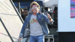 Carlos Vives mostró primer adelanto de videoclip grabado en Lima