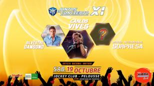 Carlos Vives y Silvestre Dangond estarán en 'Juntos en Concierto XI'