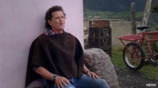 Carlos Vives y su canción más emotiva sobre Colombia [VIDEO]