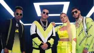 'China', de Anuel AA, Daddy Yankee, Ozuna y Karol G, se estrenará muy pronto